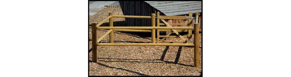 Texas heste hegn